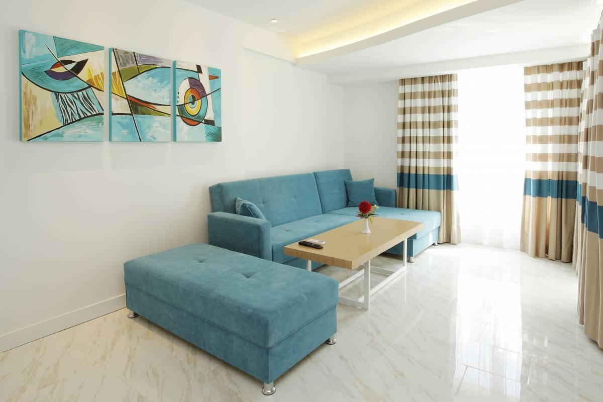 Kleopatra Suite Apart, Antalya, Turkey, Ovog tjedna ponude za krevete & doručak u Antalya