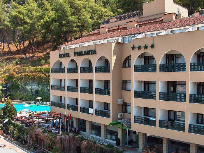 Pirlanta Hotel, Fethiye, Turkey, Turkey hostels and hotels
