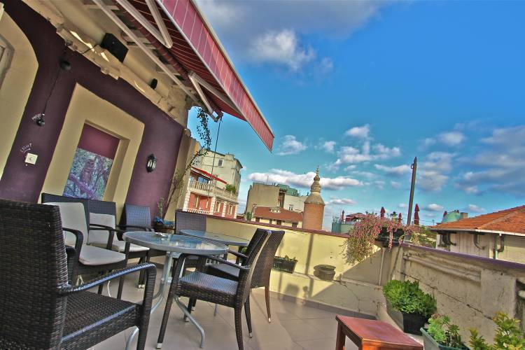 Rapunzel Hostel, Istanbul, Turkey, Turkey bed and breakfasts and hotels
