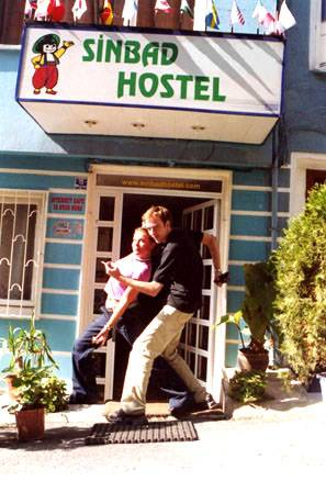 Sinbad Hostel, Istanbul, Turkey, Turkey hostels and hotels