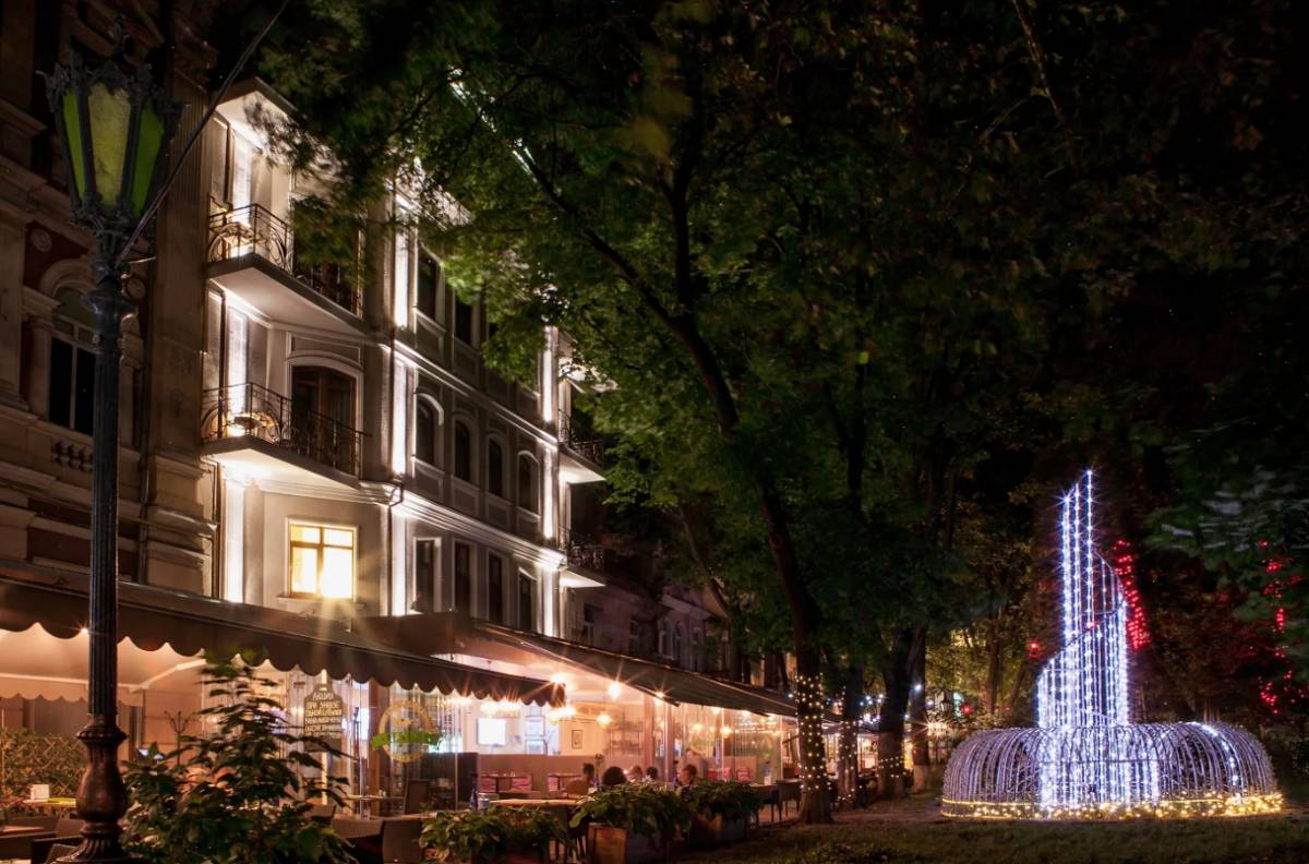 Boutique Hotel Palais Royal, Odesa, Ukraine, Ukraine hostels and hotels