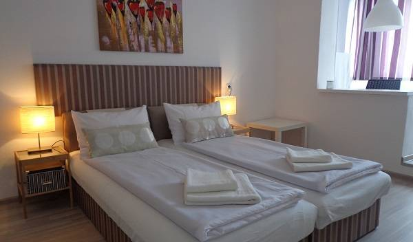 Anastasia Apartments - Search available rooms and beds for hostel and hotel reservations in Uzhhorod, top travel website for planning your next adventure in Szabolcs-Szatmár-Bereg, Hungary 16 photos