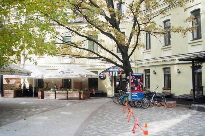 Dream House Hostel, Kiev, Ukraine, cheap lodging in Kiev