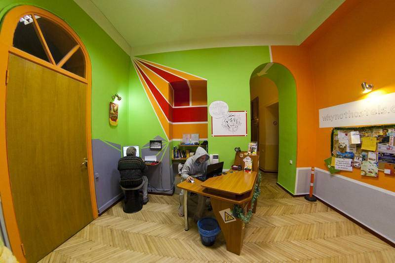 Why Not Hostel Kiev, Kiev, Ukraine, Ukraine hostels and hotels