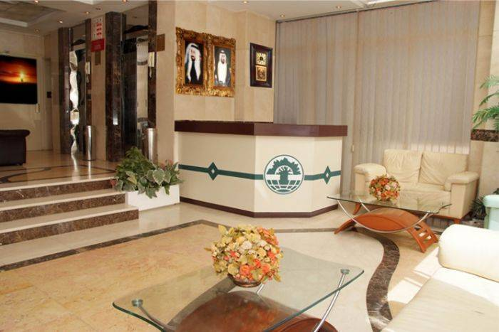 Al Sharq Apartments, Sharjah, United Arab Emirates, United Arab Emirates bed and breakfasts en hotels