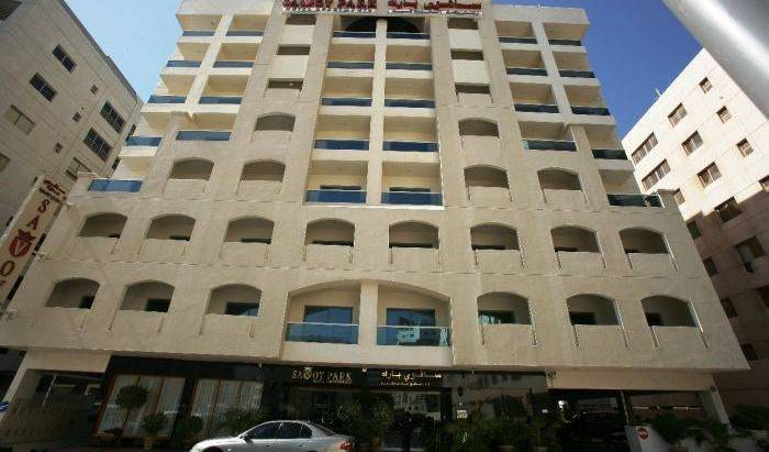 Savoy Park Hotel Apartments - Get cheap hostel rates and check availability in Dubai, backpacker hostel 8 photos