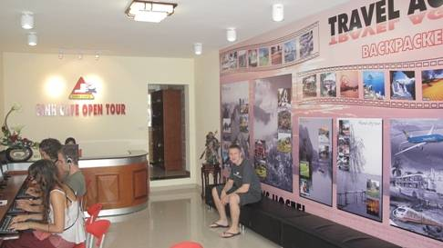 Backpackers' Travel Hostel, Ha Noi, Viet Nam, Viet Nam хостелы и отели