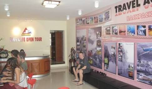 Backpackers' Travel Hostel - Search available rooms and beds for hostel and hotel reservations in Ha Noi 5 photos