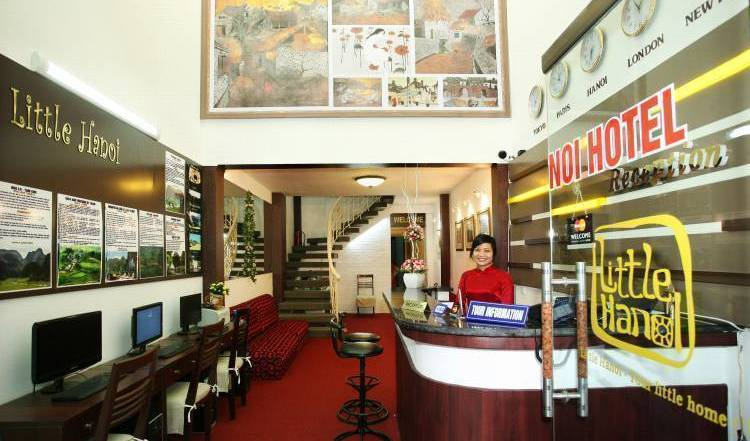 The Little Hanoi Hotel - Search for free rooms and guaranteed low rates in Ha Noi 12 photos