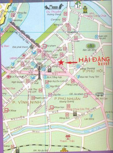 Hai Dang Hotel, Hue, Viet Nam, hostels within walking distance to attractions and entertainment in Hue