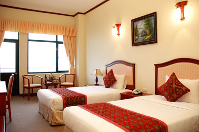 Hanoi Golden Plaza Hotel, Ha Noi, Viet Nam, travelling green, the world's best eco-friendly bed & breakfasts in Ha Noi