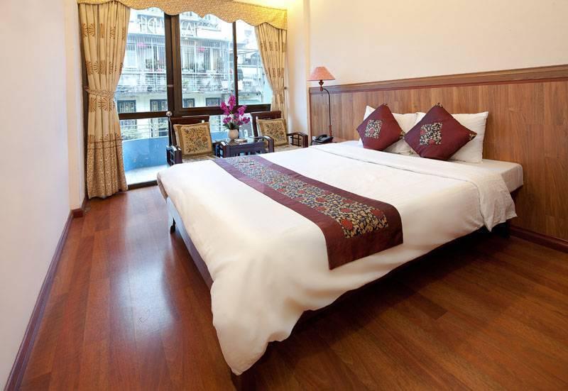 Hanoi Lucky Queen Hotel, Ha Noi, Viet Nam, Viet Nam noćenje i doručak i hoteli