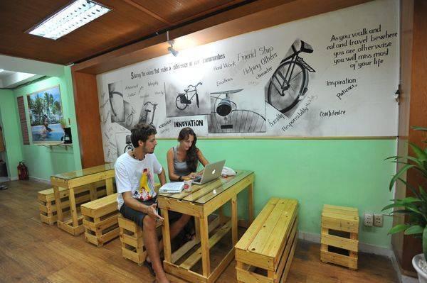 Saigon Balo Hostel, Thanh pho Ho Chi Minh, Viet Nam, Viet Nam nocleg i śniadanie oraz hotele