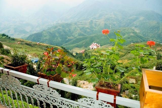 Sapa View Hotel, Sa Pa, Viet Nam, bed & breakfasts near tours and celebrities homes in Sa Pa