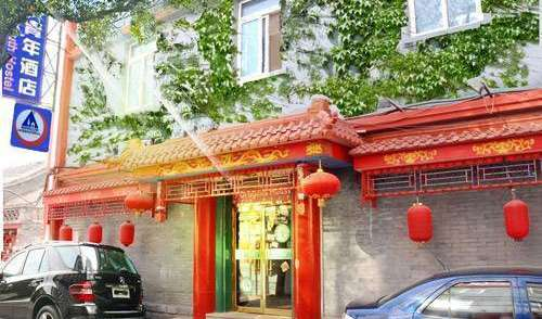 hostels with free breakfast in Beijing, China