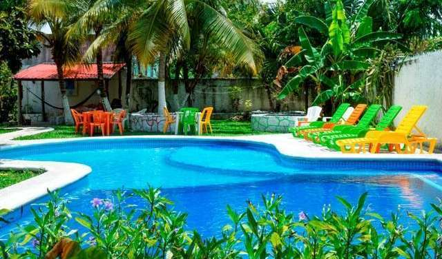 pleasant places to stay in Cozumel, Mexico
