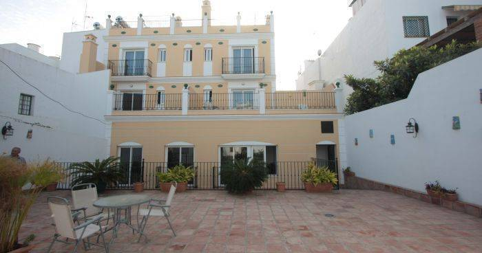 backpacker hostel in Nerja