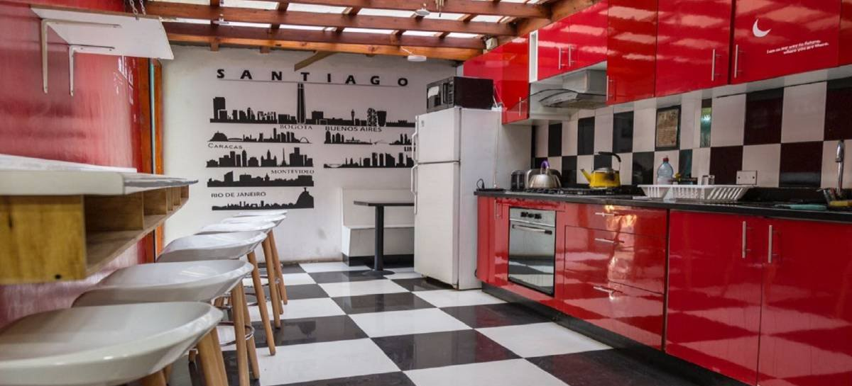 Atacama Hostel - Backpackers, Santiago, Chile