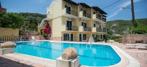 Avra Paradise Sea View Aparthotel, Corfu, Greece