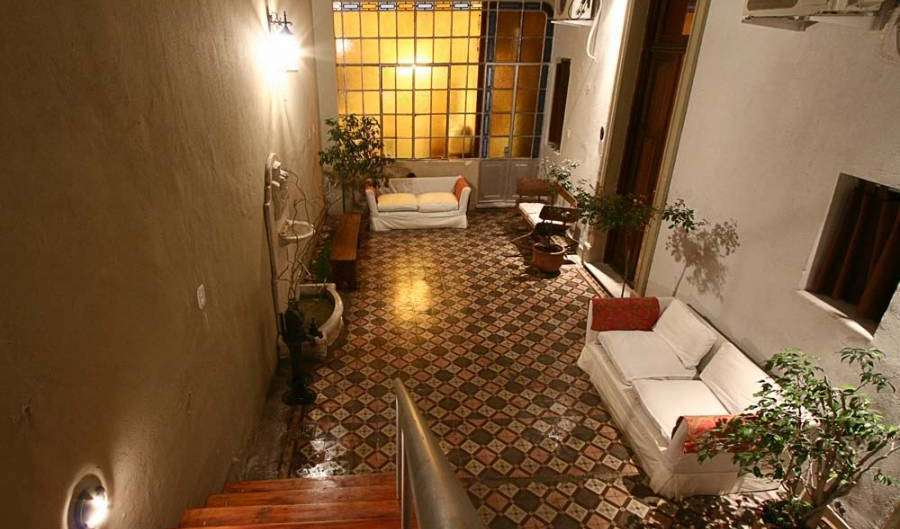 popular lodging destinations and hostels in Buenos Aires, Argentina
