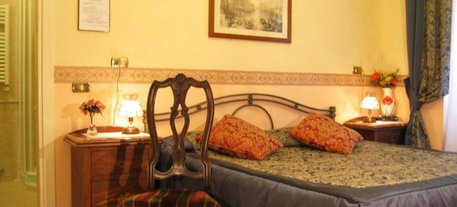 Bed and Breakfast Colosseum, Rome, Italy