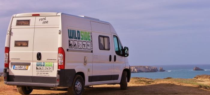 Campervan Rental - Wild Side Campers, Peniche, Portugal