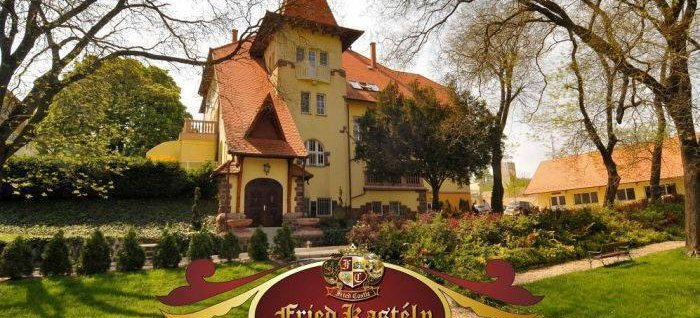 Castello Albergo Fried, Simontornya, Hungary