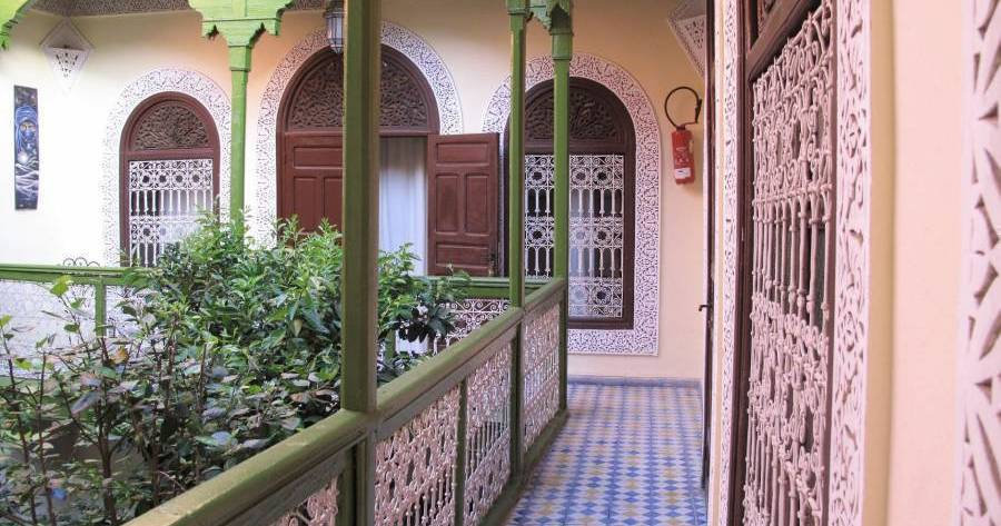 hostel reservations in Marrakech