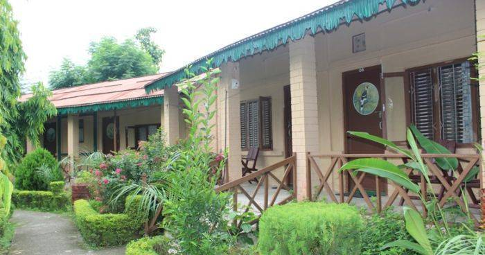 youth hostel in Chitwan