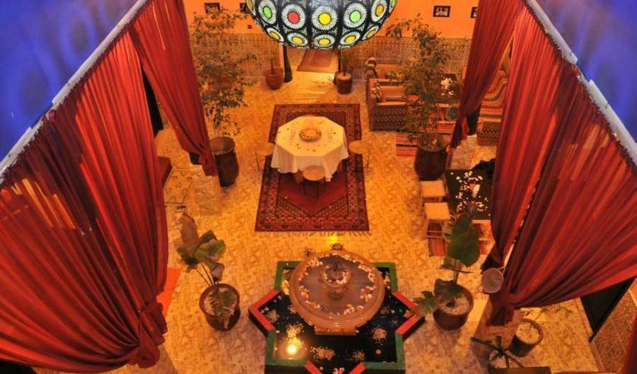 Hostels and backpackers in Marrakech