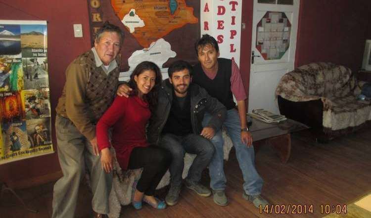 Reserve low rates for youth hostels and apartments in Oruro