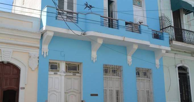 backpacker hostel in Cienfuegos
