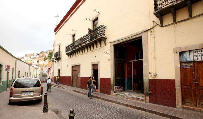 hostels for world travelers in Guanajuato, Mexico