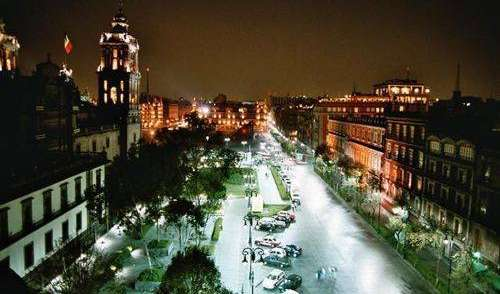 secure online booking in Mexico City, Mexico