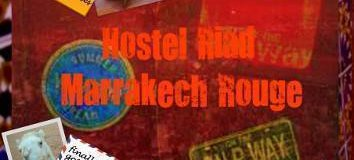 Hostel Riad Marrakech Rouge, Marrakech, Morocco