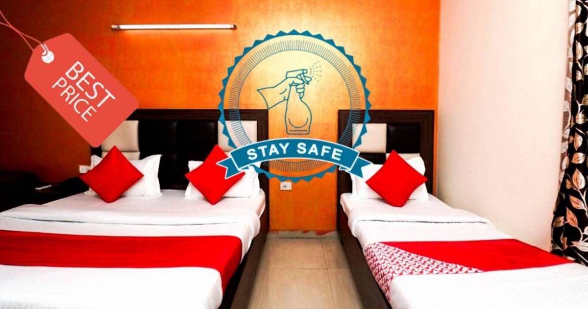 backpacker hostel in New Delhi