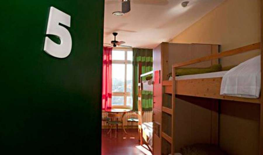 Hostels and backpackers in Barcelona