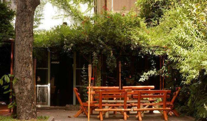 Youth Hostels and apartments in Buenos Aires