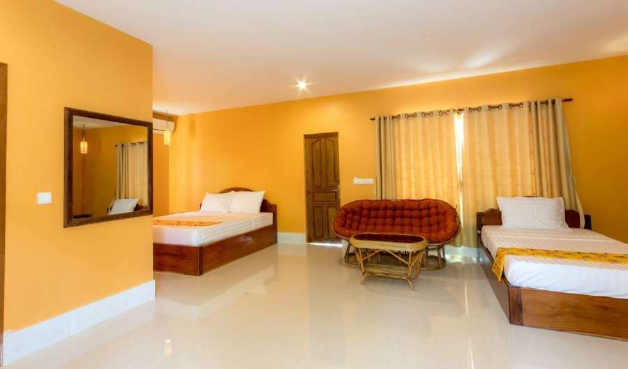 Search availability for the best youth hostels in Siem Reap