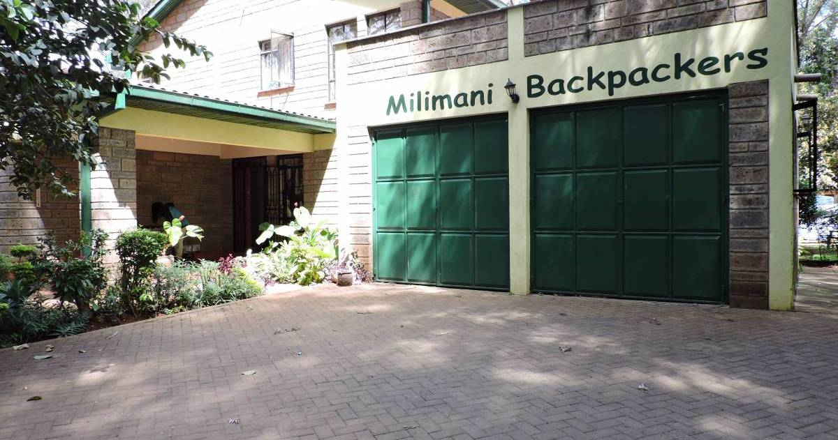 backpacker hostel in Nairobi