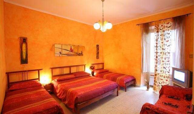 online booking for backpackers and budget hostels in Rome, Italy