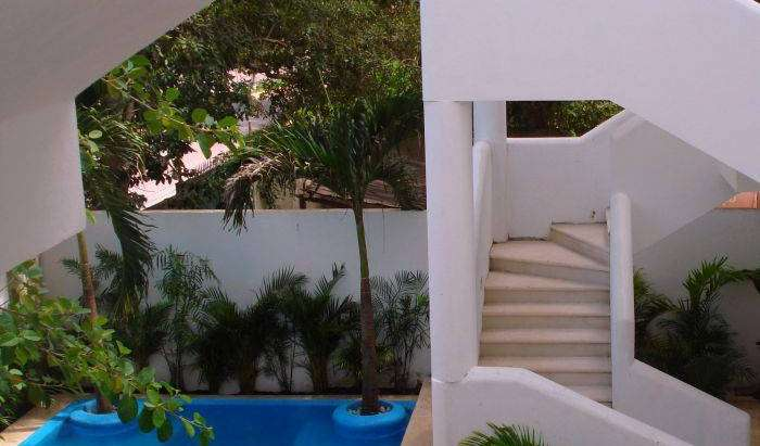 Hostels and backpackers in Playa del Carmen