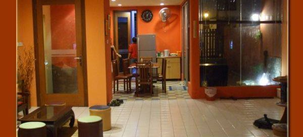 Nomad Bed and Breakfast, Kuching, Malaysia