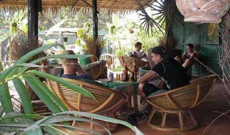 Hostels and backpackers in Siem Reap