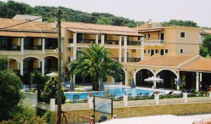 Reserve low rates for youth hostels and apartments in Corfu