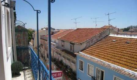 Find cheap rooms and beds to book at hostels in Lisbon