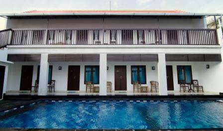 hostels for vacationing in winter in Sanur, Indonesia