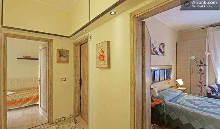 backpackers gear and staying in cheap hotels or budget hostels in Florence, Italy