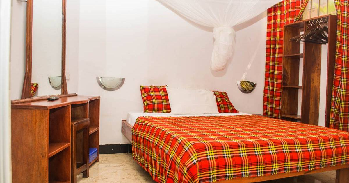 cheap hostels in Stone Town