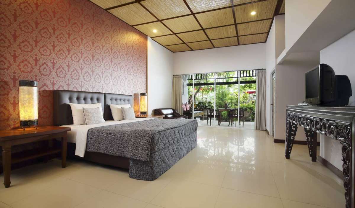 best hostels for singles in Ubud, Indonesia